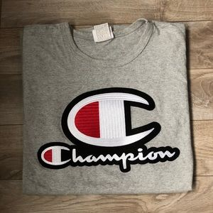 Champion Patch Tee